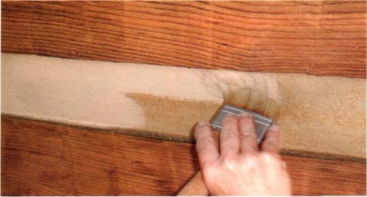 Герметизация швов в блочных домах