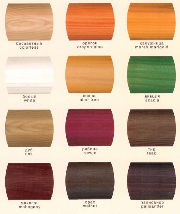 Текстурол цвета